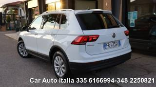 VOLKSWAGEN Tiguan 2.0 TDI DSG 4MOTION Business RADAR Navi AppConnect
