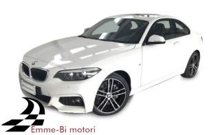 BMW 220 d Coupé Msport aut.