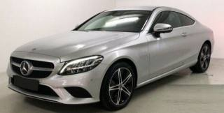 MERCEDES-BENZ C 220 d Auto Coupé LED NAVI CAMERA SOUND**