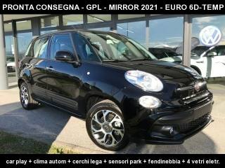 FIAT 500L 1.4 95CV GPL Mirror +CAR PLAY/