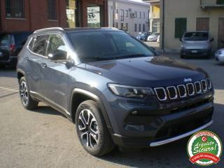 JEEP Compass MY21 Limited 1.3 GSE 150CV T4 IN PRONTA CONSEGNA!