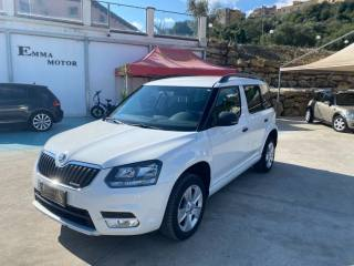 SKODA Yeti 1.6 TDI CR 105CV Ambition GreenLine