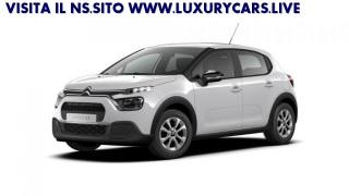 CITROEN C3 PureTech 83 S&S Feel VARI COLORI DISPONIBILI