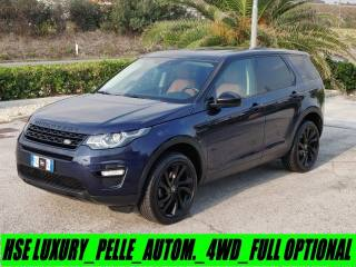 LAND ROVER Discovery Sport 2.0 TD4 180 CV Auto HSE LUXURY 4WD