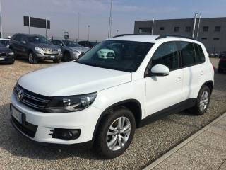 VOLKSWAGEN Tiguan 1.4 TSI 125 CV Cross BlueMotion Technology
