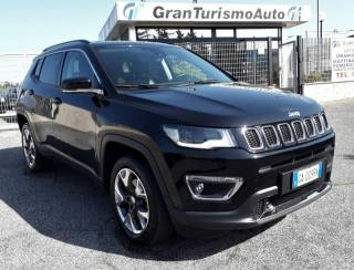 JEEP Compass 1.4 MultiAir 170 CV aut. 4WD Limited ITALIANA UFF.