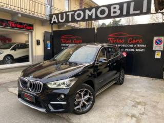 BMW X1 xDrive25d xLine TETTO PANORAMICO FULL
