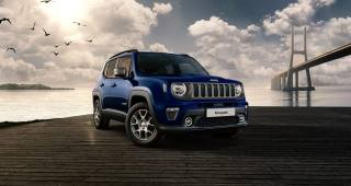 JEEP Renegade 1.6 Mjt DDCT 120 CV Limited *km0*