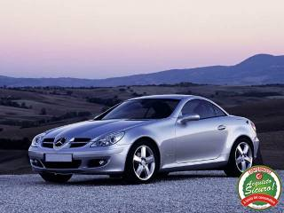MERCEDES-BENZ SLK 200 Kompressor cat Chrome