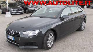 AUDI A4 Avant 2.0 TDI 190 CV clean diesel Business