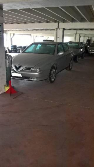 ALFA ROMEO 166 2.0i 16V Twin Spark cat Progression