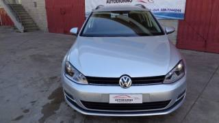 VOLKSWAGEN Golf Variant 1.6 TDI 110 CV Executive BlueMotion Technology