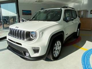 JEEP Renegade 1.6 Mjt 130 CV Limited my21 Con Navigatore .'7927'