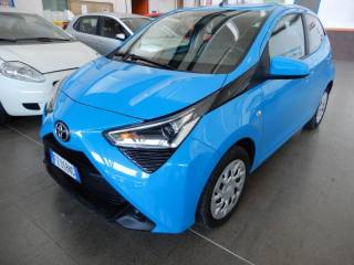 TOYOTA Aygo Connect 1.0 VVT-i 72CV 5 porte x-business