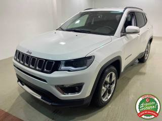 JEEP Compass 1.6 Multijet II 2WD Limited + Telecamera