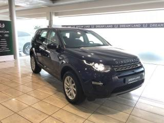 LAND ROVER Discovery Sport 2.0 TD4 150 CV SE Auotmatica