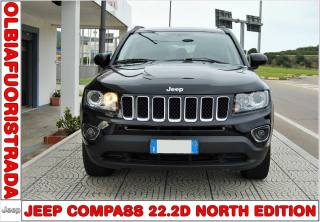 JEEP Compass 2.2 CRD North 2WD