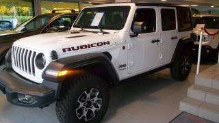 JEEP Wrangler Unlimited 2.2 Mjt II Rubicon