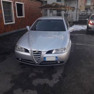 ALFA ROMEO 166 2.4 JTD M-JET 20V cat Distinctive