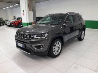 JEEP Compass Limited 13 gse t4 130hp mt fwd
