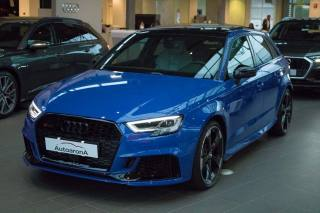 AUDI RS RS3 SPB 25 YEARS EDITION