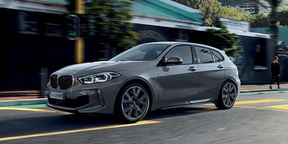 Guida BMW Serie 1 116i M Sport da 160 Euro* al mese. TAN 1,90%; TAEG 4,09%.