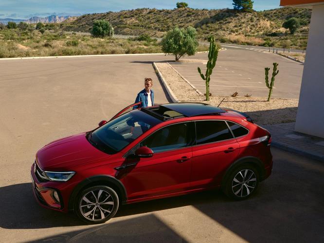 Taigo, così anche Volkswagen entra nel mondo dei suv coupè