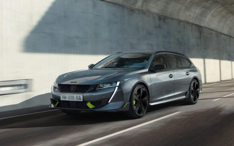Peugeot 508 PSE, la prova della più potente (stradale) di sempre