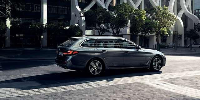 Nuova BMW Serie 5 da 350 Euro al mese con Bollo, RCA e Manutenzione inclusi.