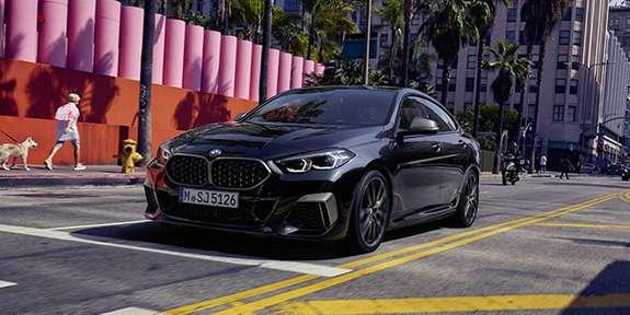 Nuova BMW Serie 2 Gran Coupé 216d M Sport da 260 Euro* al mese.