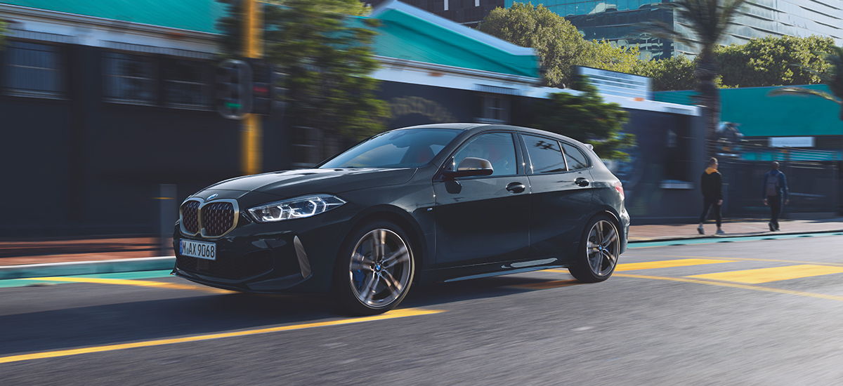 BMW Serie 1 116i M Sport  TUA CON LEASING OPERATIVO WHY BUY EVO DA 195 € AL MESE