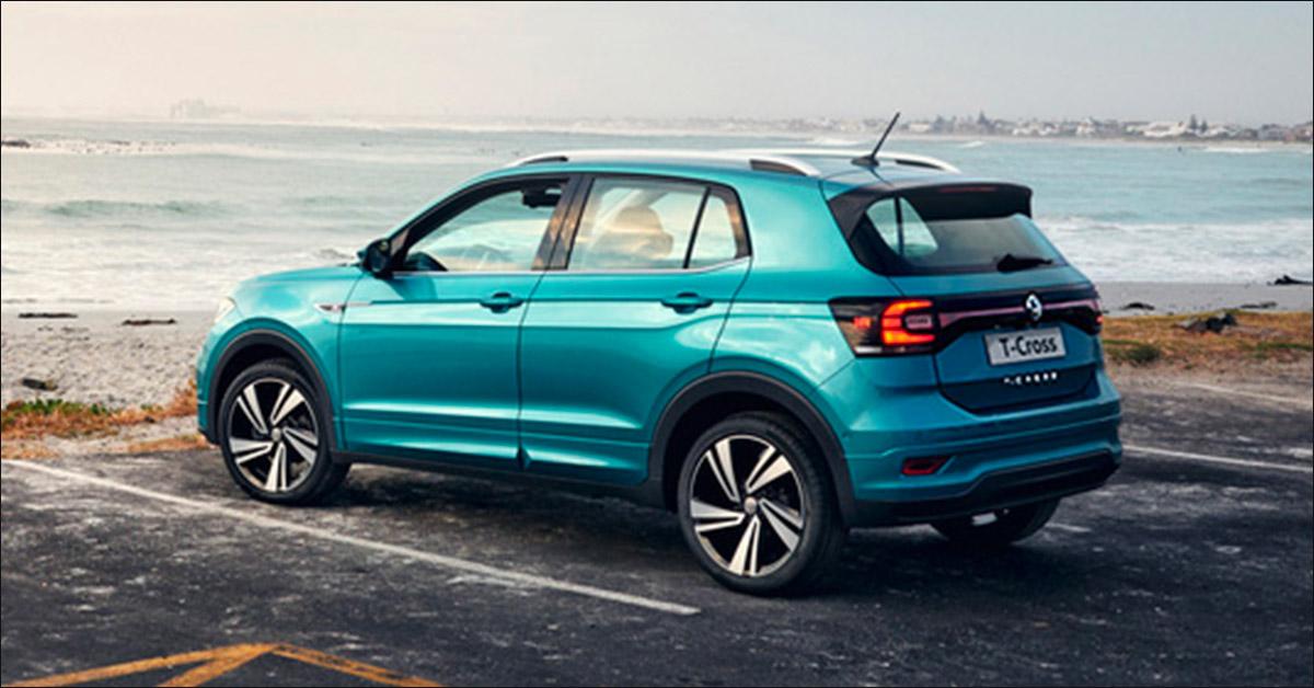 T-Cross - Da 109 € al mese TAN 3,49% TAEG 4,80% con gli Incentivi Volkswagen